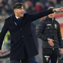 Le formazioni ufficiali di Genoa-Roma: Nicola si affida a Pandev, Under dal 1′