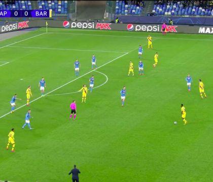 6,5 milioni di spettatori su Canale 5 per Napoli-Barcellona, è la partita più vista dell'anno