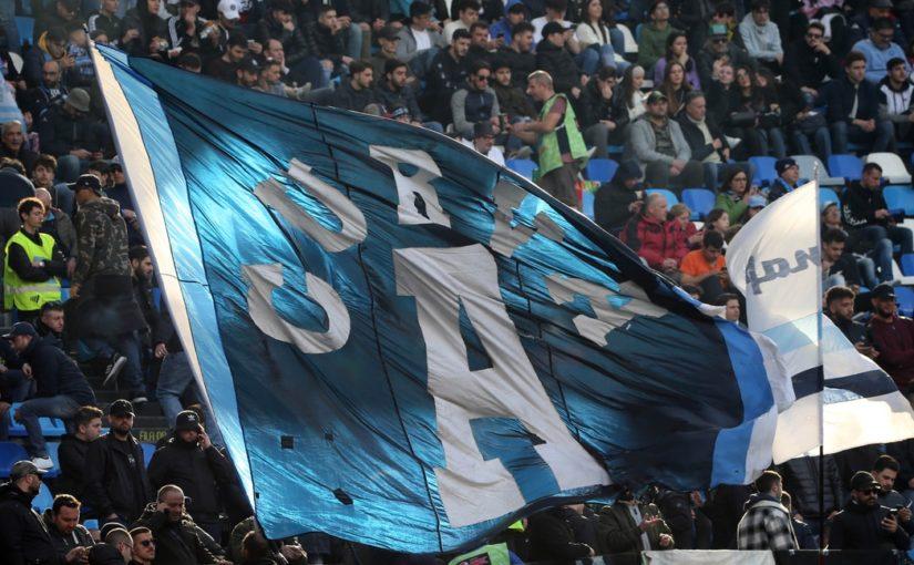Cagliari-Napoli, vietata la vendita ai tifosi residenti in Campania