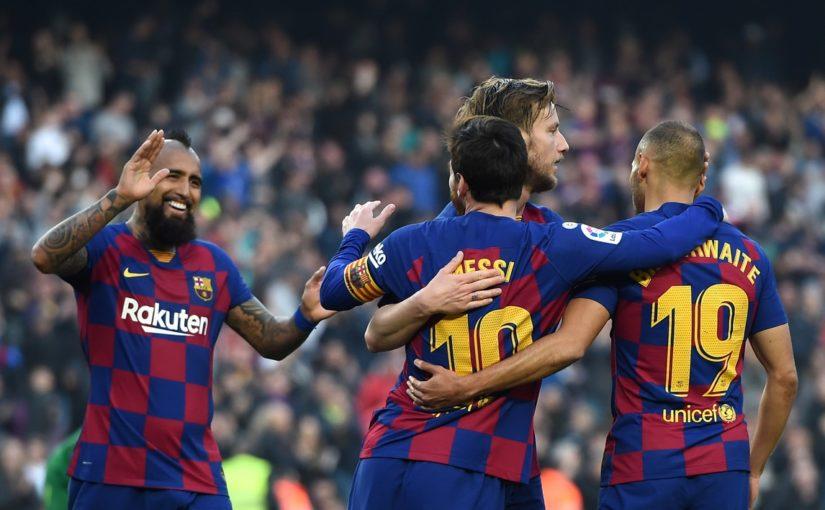 Champions, i convocati del Barcellona per Napoli: assente Alba