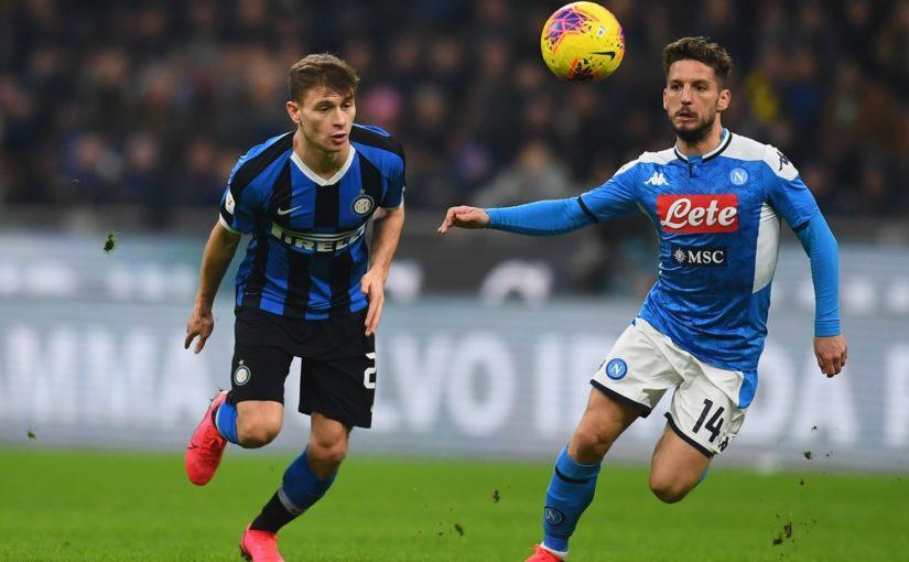 Coppa Italia Inter-Napoli 0-1, il tabellino