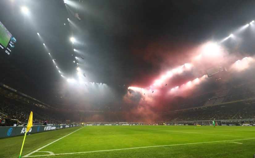 Coppa Italia, Inter-Napoli vietata ai residenti in Campania
