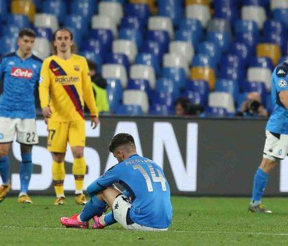 CorSport: il Napoli lavora per recuperare Mertens per la Coppa Italia
