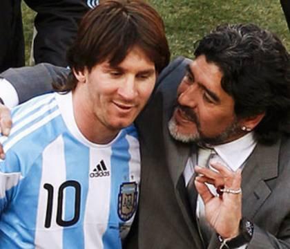 """Costacurta su Messi e Maradona: """"A Diego potevamo fare 66 falli prima che ci fischiassero"""""""