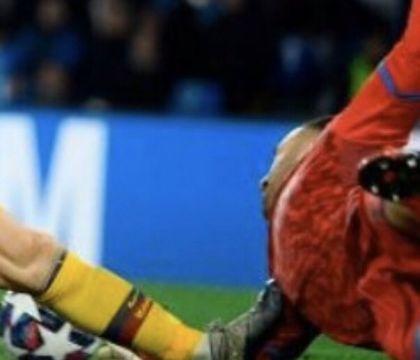 """Dalla Spagna: """"Rosso per Messi su Ospina"""""""