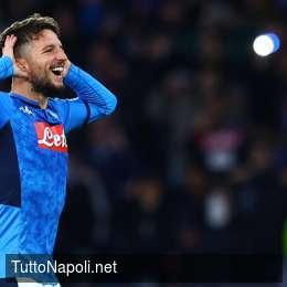 Gazzetta – Gattuso sta convincendo ADL a confermare Mertens: le ultime sul rinnovo