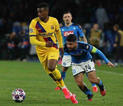 Gazzetta: al ritorno Barcellona con 12 titolari, il Napoli può farcela