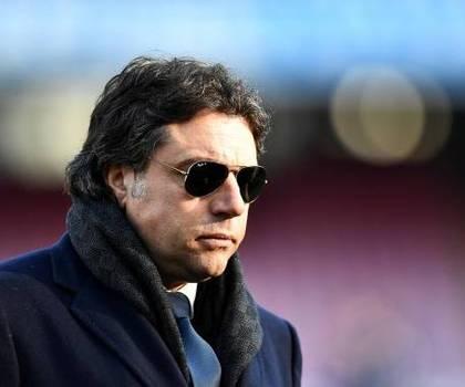 """Giuntoli: """"Gattuso si è comportato da vero condottiero"""""""