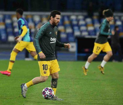 Il Giornale: aspetti Leo, spunta Ciro. Al Camp Nou si può sperare