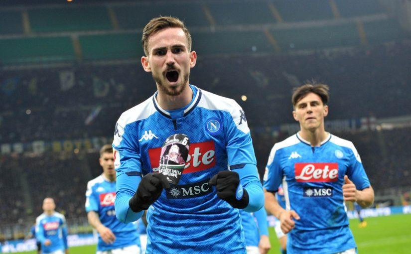 Inter-Napoli 0-1: Fabian Ruiz punisce Conte