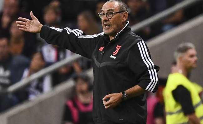 Juventus, tensione nello spogliatoio dopo la sconfitta con il Lione! Ronaldo nervoso, Sarri si è arreso