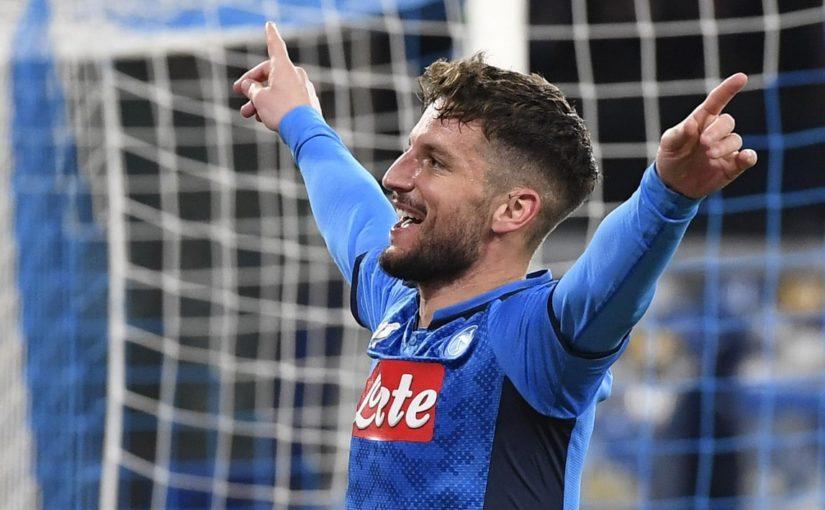 Mertens da record come Hamsik: 121 gol con il Napoli