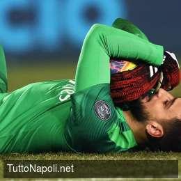 Milan, Donnarumma out col col Genoa: tornerà nella sfida di Coppa Italia con la Juve