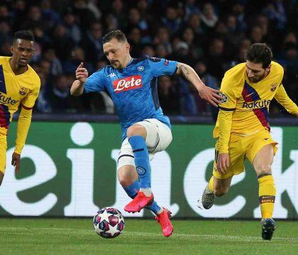 Mundo Deportivo: A vedere Napoli-Barcellona anche Maradona si è addormentato