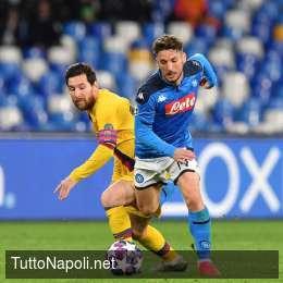 Napoli-Barça è stato il programma più visto ieri sulla tv italiana: i dettagli