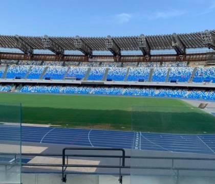 Napoli-Barcellona, circa 4 milioni di incasso. Non c'è il record