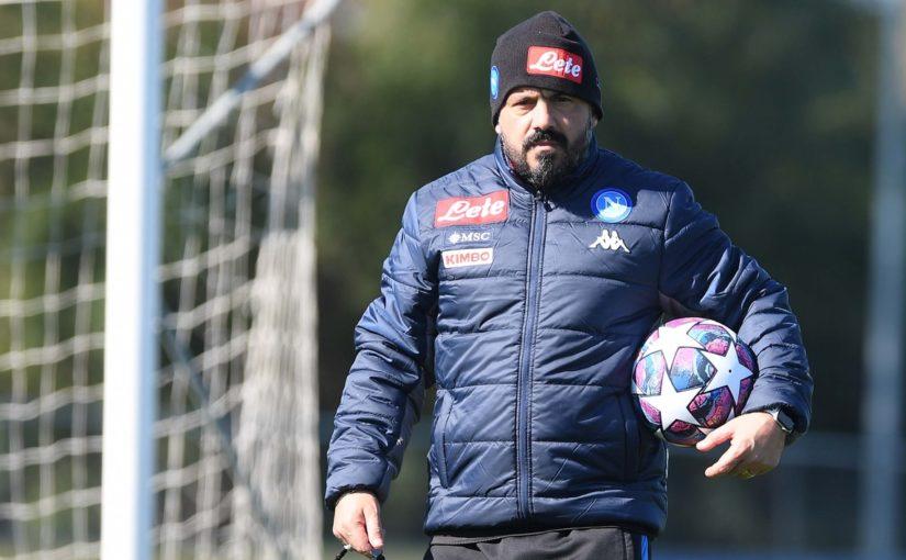 Napoli, Gattuso pensa alla gabbia per domare Messi