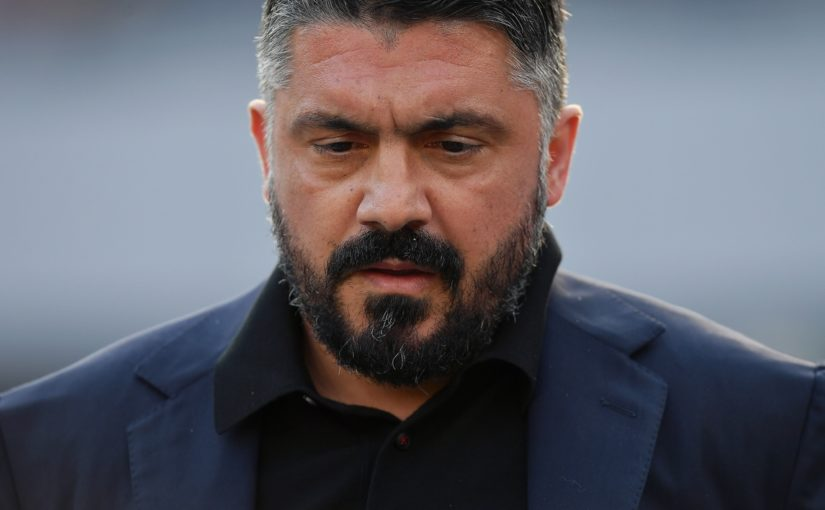 Napoli, con Gattuso la svolta è parziale