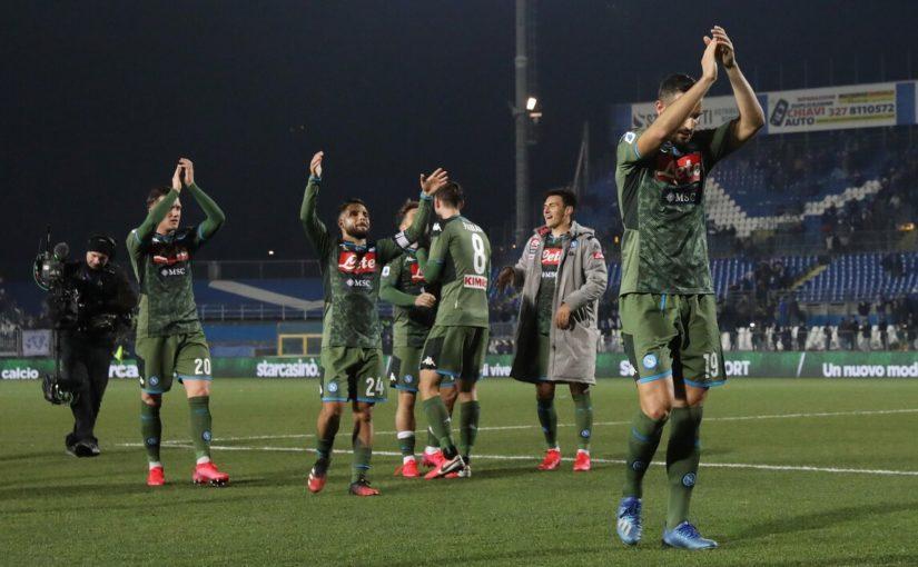 Napoli, ecco quanto vale la qualificazione ai quarti di Champions