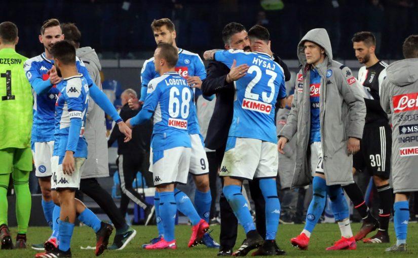 Napoli, i segreti di Gattuso per la rinascita