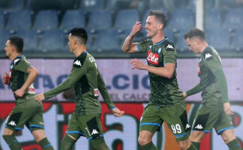 Pagelle Sampdoria-Napoli, ecco i migliori e i peggiori di Gattuso
