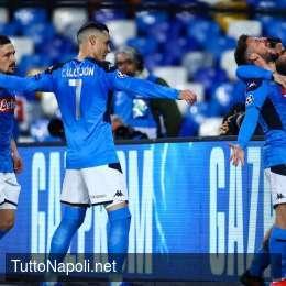 Ranking Uefa, il Napoli col pari consolida il 16esimo posto: più punti solo nel 2014