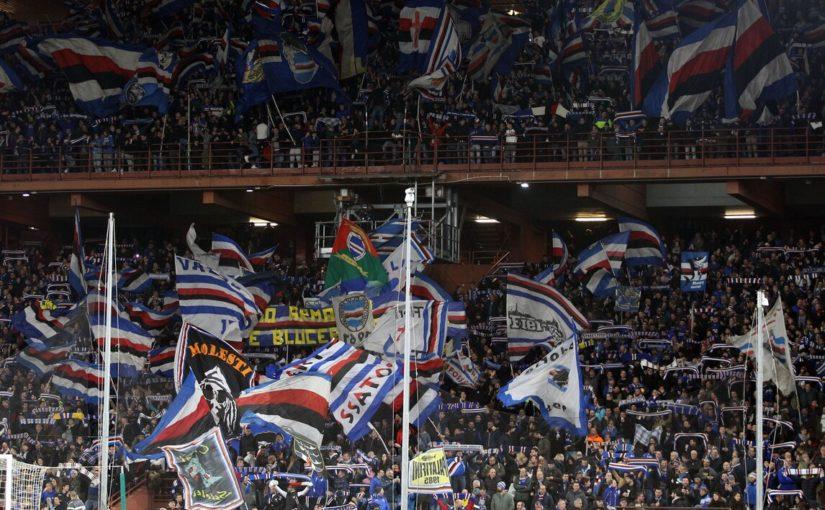 Razzismo, cori discriminatori contro Napoli nella sfida con la Sampdoria