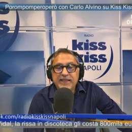 """Alvino: """"Napoli bravo a tenere aperta la qualificazione. I primi 45′ sono stati perfetti"""""""