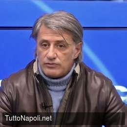"""Di Chiara. """"Il Napoli poteva osare di più, ma ci si aspettava un Barça migliore"""""""