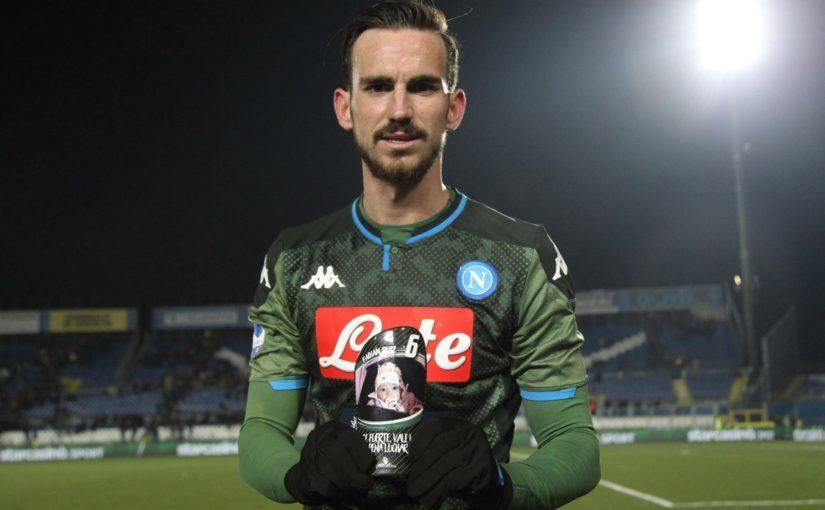"""""""Fabian Ruiz, emissari del Real Madrid a Brescia"""""""