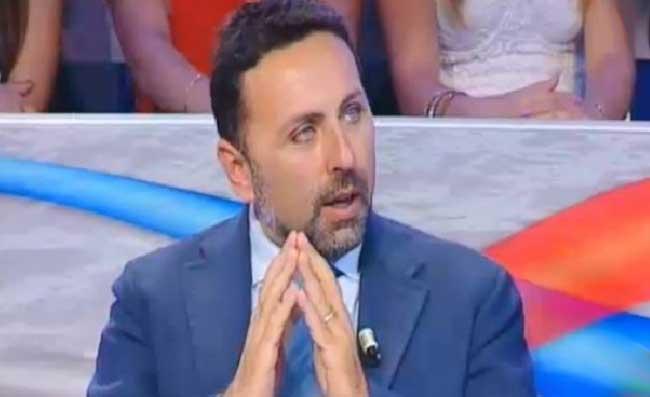 """Gifuni: """"Giornaliste spagnole a bocca aperta al San Paolo, sapete cosa ha detto il telecronista?"""""""