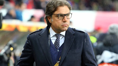 """Giuntoli: """"Di extraterrestre c'è solo Maradona. Gattuso? Ha migliorato il Napoli"""""""