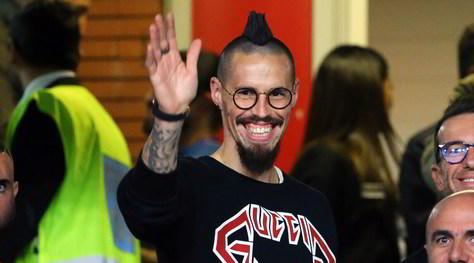 """Hamsik: """"Napoli, serve un miracolo con il Barcellona. Insigne? Grande capitano"""""""