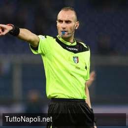 """L'ex arbitro Russo: """"Espulsione di Vidal corretta. Il contatto su Insigne non è fallo"""""""