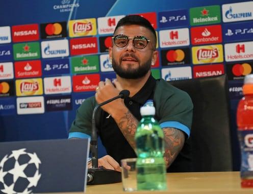 """Napoli-Barcellona, Insigne: """"Possiamo farcela, abbiamo battuto il Liverpool"""""""