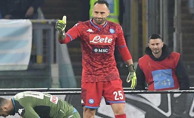 """Ospina: """"Napoli, complimenti! Al Camp Nou possiamo farcela. Bigliettino Gattuso? Vi svelo tutto"""""""