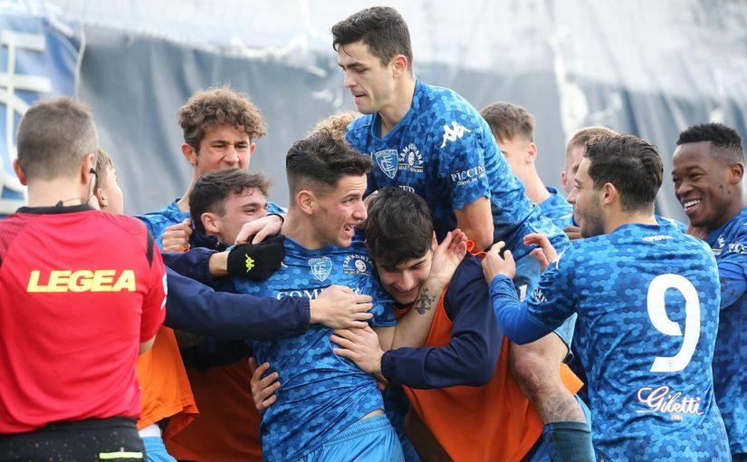 Primavera, il Napoli si butta via all'ultimo: l'Empoli rimonta 3-1 in trasferta