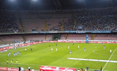 """SSC Napoli, comunicato: """"Successo strepitoso su Canale 5, ma non ha aiutato per il sold out"""""""
