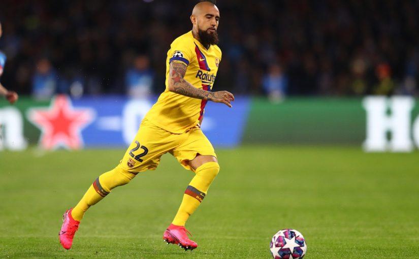"""Vidal, """"Forza Juve"""" ai tifosi del Napoli? Bufera sui social"""