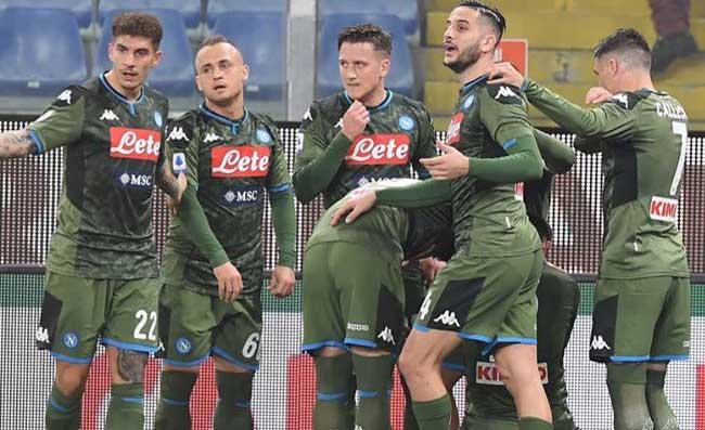 Calendario Serie A, la prima partita del Napoli dovrebbe essere il 24 giugno: i dettagli