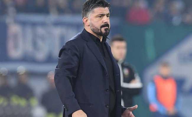Coppa Italia, Napoli-Inter: la probabile formazione di Gattuso. Ospina in porta, Manolas out