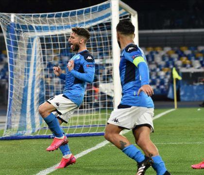 Gazzetta: Mertens in grande forma, subito in gol nella prima partitella post virus