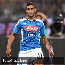 Ghoulam, Fiorentina punta al prestito. Napoli chiede scambio alla pari: individuata la contropartita