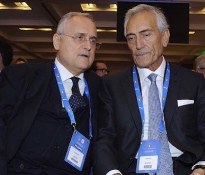 Gravina: «Abbiamo lottato contro i cialtroni, i fautori del piano B». A Malagò fischiano le orecchie
