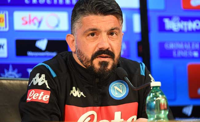 Il calcio riparte, Gattuso soddisfatto! Il tecnico ha appreso la notizia dalla tv: il retroscena