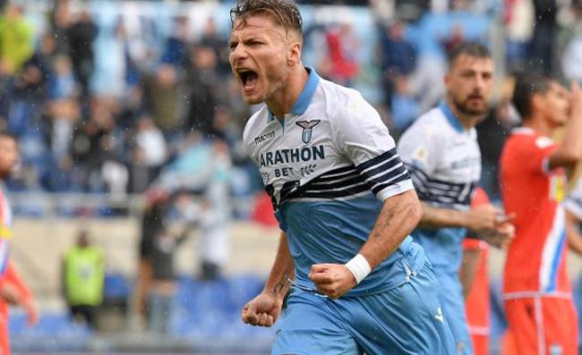 KISS KISS – Immobile, niente da fare per il Napoli. Resta alla Lazio! Ma in futuro…