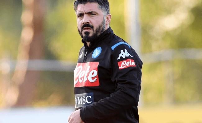 Napoli in campo il 14 e (forse) il 17 per la Coppa Italia: la reazione di Gattuso e De Laurentiis