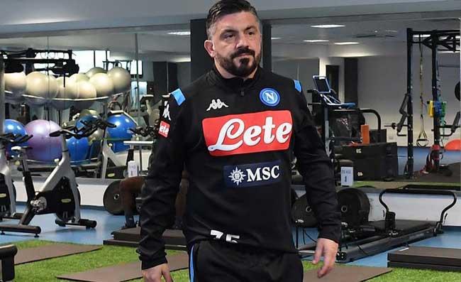 REPUBBLICA – Gattuso fa tremare Castel Volturno! Ora si fa sul serio: allenamenti più intensi