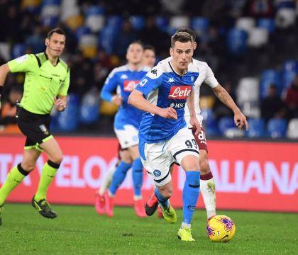 Repubblica: Sarri vuole Milik alla Juventus. Il polacco ha detto no a 4,2 milioni del Napoli