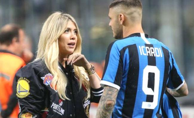 """Chirico: """"Icardi non andrà alla Juventus, sapete quanto ha chiesto Wanda Nara?"""""""